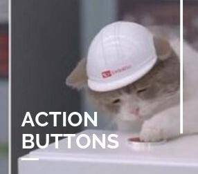 Instagram action buttons