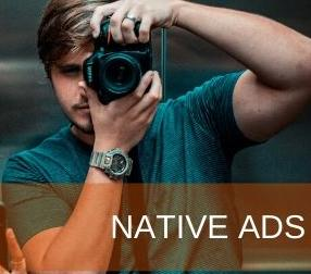 How to place native ads on Instagram bloggers