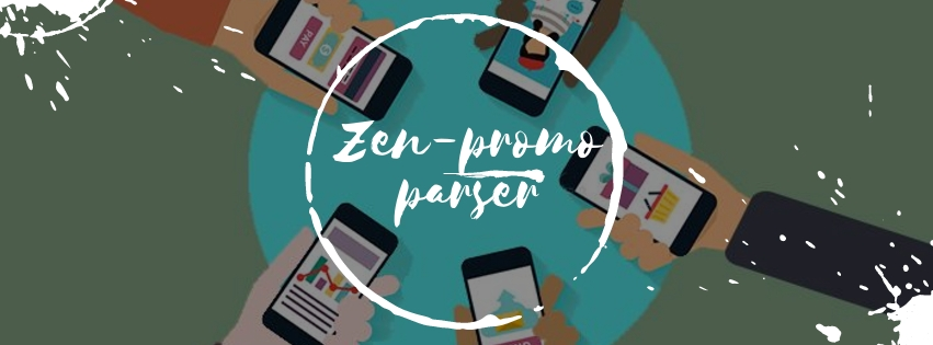 Zen-promo Parser for Instagram