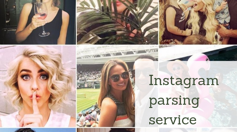 Detailed overview of Instagram parsing service: how to parse the target audience