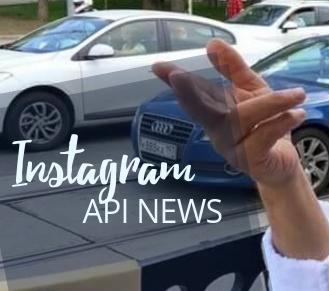 Instagram API News