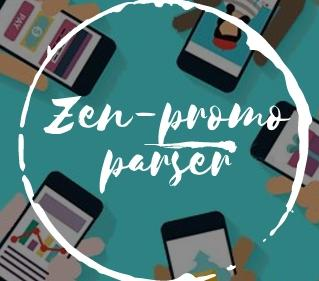 Zen-promo Parser for Instagram