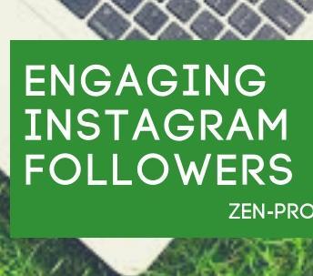 Engaging Instagram Followers Using Zen-promo
