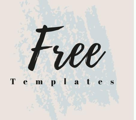 Free Templates for Instagram