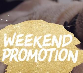 Instagram promotion on weekends: should I turn it off?
